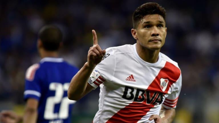 A Teo Gutiérrez le preguntaron si jugaría en Boca y su respuesta fue contundente