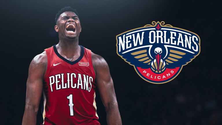 The Pelicans Land the Right to Select Zion Williamson in Dream Draft Lottery