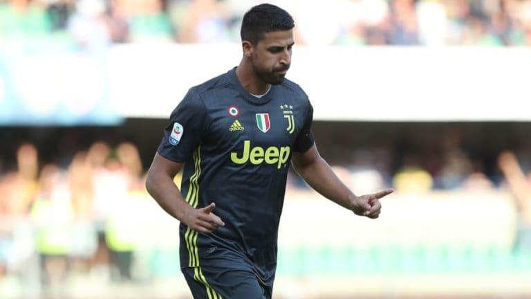 Sami Khedira Exit Rumours Continue as Juventus Prepare to Offload Wolves & Arsenal Target