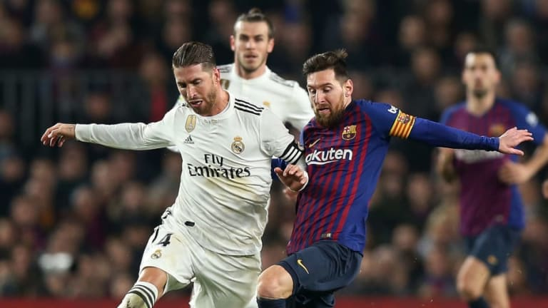 Real Madrid vs Barcelona | Alineaciones confirmadas
