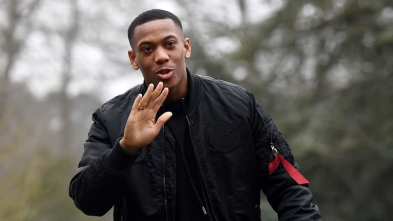 Anthony Martial Earns France Call-Up as Didier Deschamps Names Squad for Euro 2020 Qualifiers