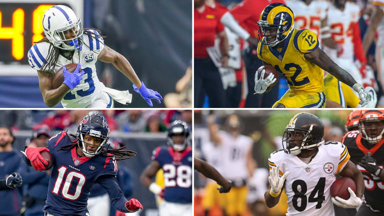 No. 1 Receivers: How Do You Define Them, and What Are They Worth?