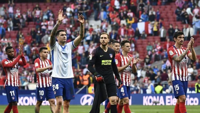 El 1x1 del Atlético de Madrid en la victoria por 1-0 ante el Leganés