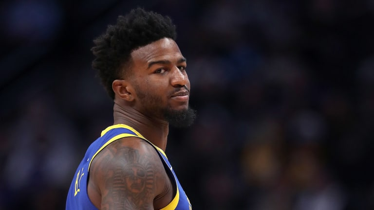 Friday's Hot Clicks: Warriors' Jordan Bell Was Reportedly Suspended Over a $15 Candle Prank