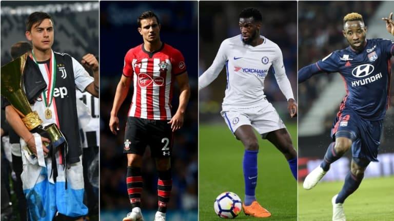 Transfer Rumours: Spurs' Dybala Bid Revealed, Dembele to Man Utd, Bakayoko to Leave Chelsea & More