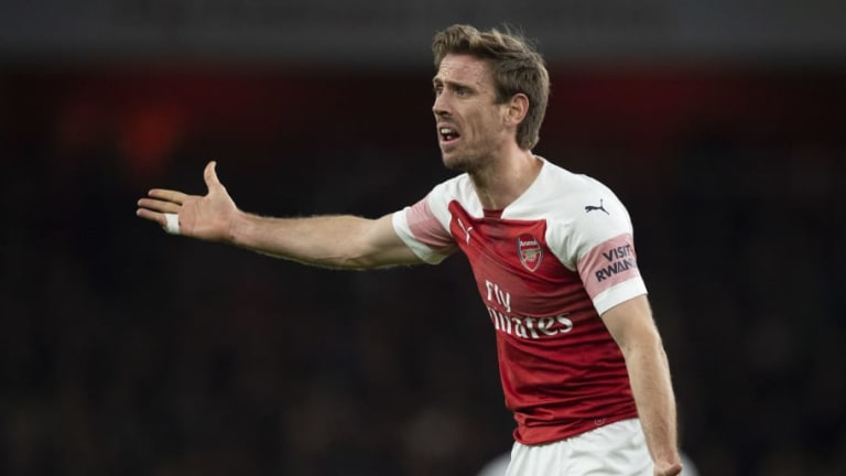 Arsenal Activate Nacho Monreal Contract Clause to Extend His Stay Until Summer 2020