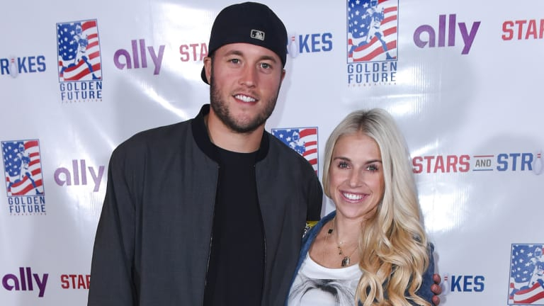 Kelly Stafford, Wife of Lions QB, Returns Home After Surgery to Remove Brain Tumor