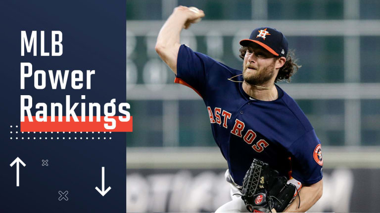 MLB Power Rankings: With Weeks to Go, There's a New No. 1
