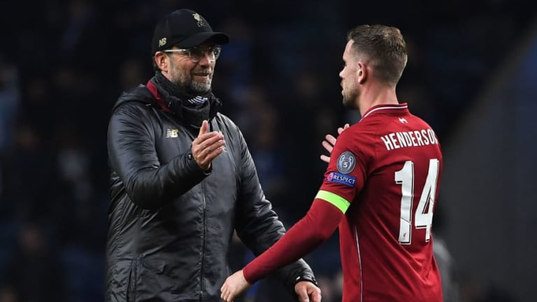 Jurgen Klopp Claims 11 Liverpool Players Could Have Been Named in PFA Team of the Year