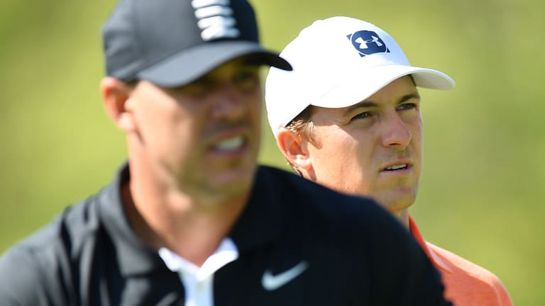 As Brooks Koepka Dominates the Game, Jordan Spieth Searches for His