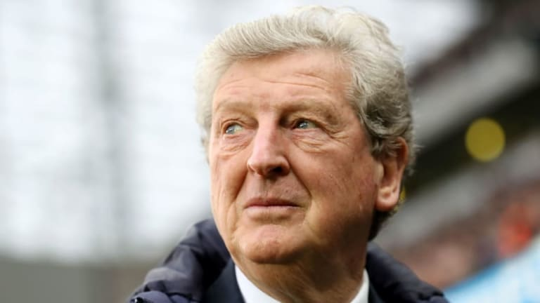 Arsenal vs Crystal Palace: Roy Hodgson's Best Available Eagles Lineup