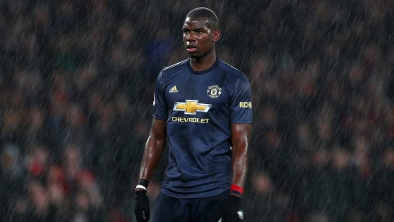 Zinedine Zidane Admits He Likes Paul Pogba 'a Lot' Amid Rumours of Real Madrid Move for Man Utd Star