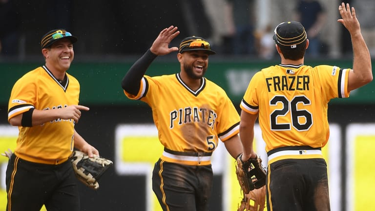 The Pirates Are Thriving With a Vintage Style of Play