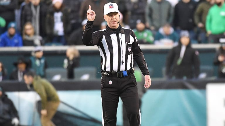 John Parry Q&A: On Officiating Super Bowl LIII, Pass Interference Replay and More