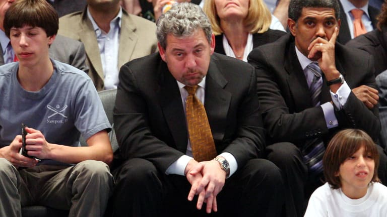 Traina Thoughts: James Dolan Loves Getting People Kicked Out of Places