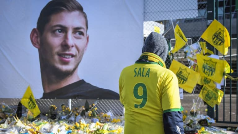 Emiliano Sala's Pilot David Ibbotson Was 'Colour Blind' & 'Not Qualified' to Fly At Night
