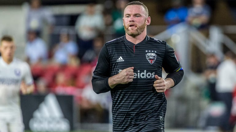 Rooney Adds to His Goal Tally in D.C's Win; Ebobisse Rescues a Point for Portland
