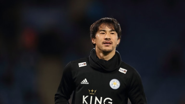 Shinji Okazaki Linked With Leicester Departure After Huddersfield Make Official Approach