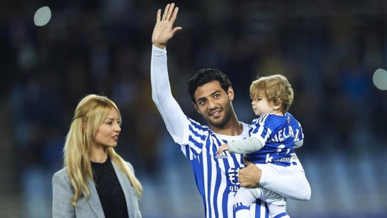 LaLiga rinde homenaje a Carlos Vela en Twitter