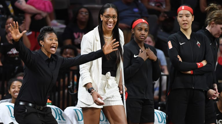 Can the Aces Remain Dominant Without A'ja Wilson and a Recurring Turnover Problem?