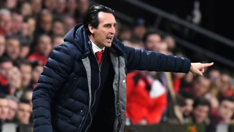 Unai Emery Urges Arsenal Fans to 'Create Big Atmosphere' for Crucial Rennes Second Leg