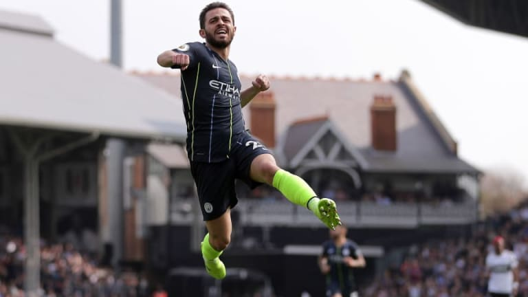 Fulham 0-2 Manchester City: Report, Ratings & Reaction as City Ease Back to Premier League Summit