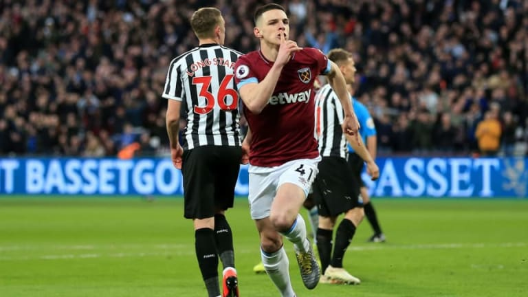 Ian Wright Backs Declan Rice for an England Call-Up Ahead of March Internationals