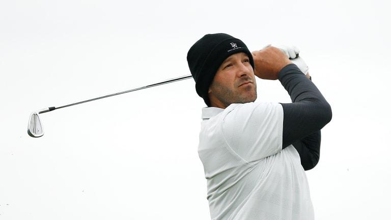 Tony Romo (76-74) Struggles Again on PGA Tour, Misses Cut at AT&T Byron Nelson