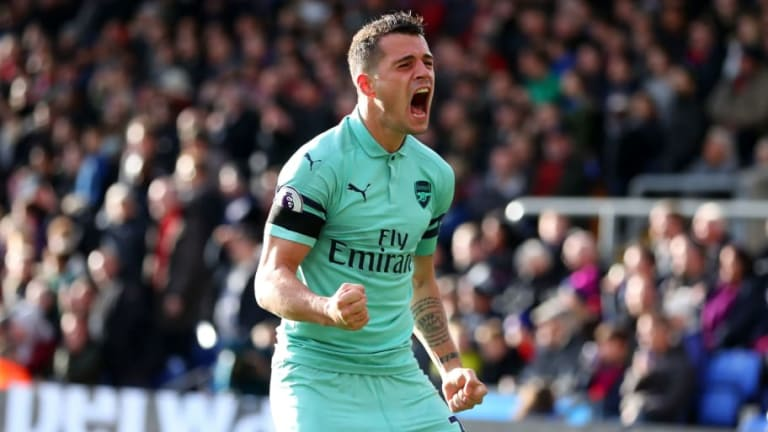 Granit Xhaka Responds to Arsenal Captaincy Rumours After Committing Future to the Club