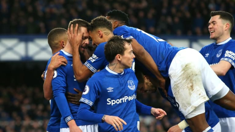 West Ham United vs Everton: Marco Silva's Best Available Toffees Lineup
