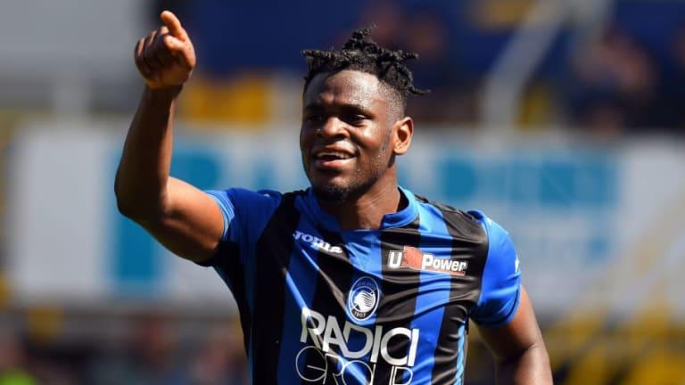 Duvan Zapata: Inter Should Prioritise Atalanta Striker - And Forget About Romelu Lukaku