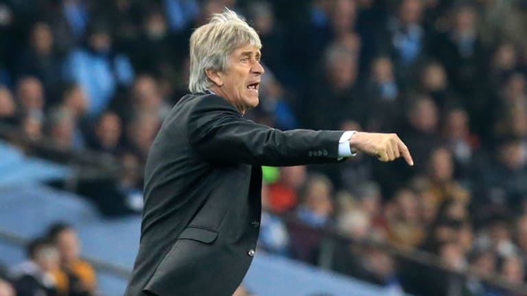 Manuel Pellegrini Left Livid by 'Soft' Penalty Decision After West Ham Fall to Man City