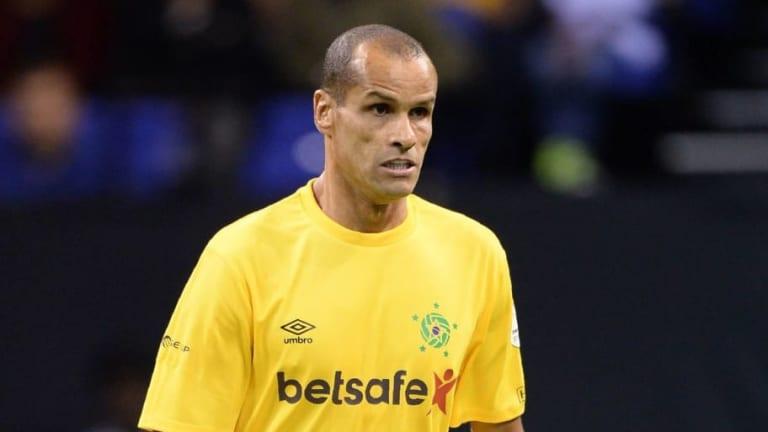Rivaldo desvela su quinteto ideal de la selección brasileña