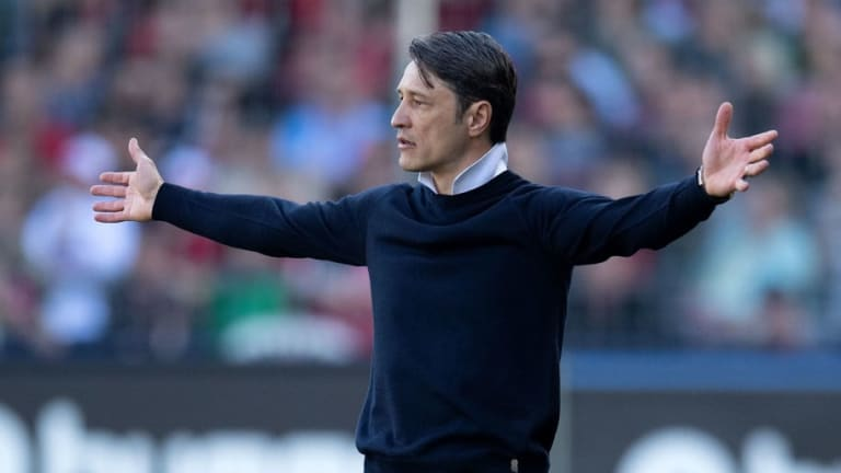 Niko Kovac Admits He & His Bayern Munich Side 'Must Blame Ourselves' Following Freiburg Draw