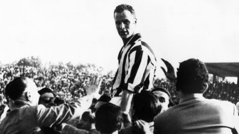 Remembering 'Il Gigante Buono' John Charles as Aaron Ramsey Follows Welsh Legend's Path to Juventus