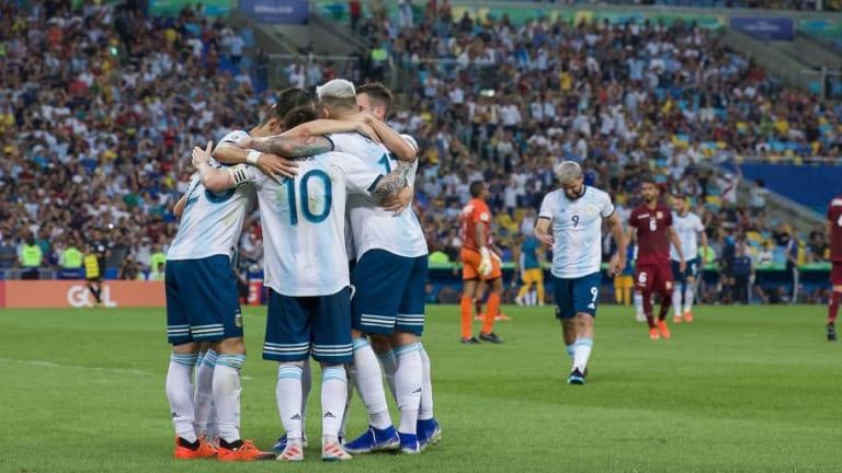 Argentina y Estados Unidos serán los próximos rivales de México en fecha FIFA