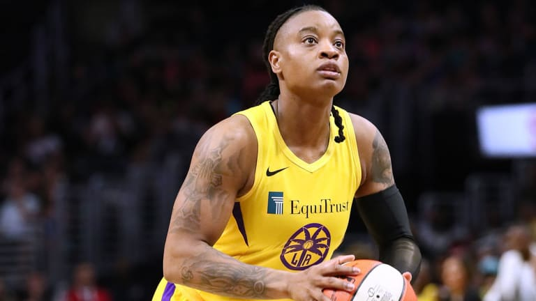 Breaking Down What to Expect After Riquna Williams's 10-Game Suspension by the WNBA