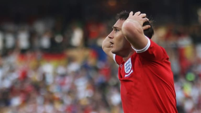 Frank Lampard's 'Ghost Goal' Against Germany & the 8 Infamous Goals That Never Were
