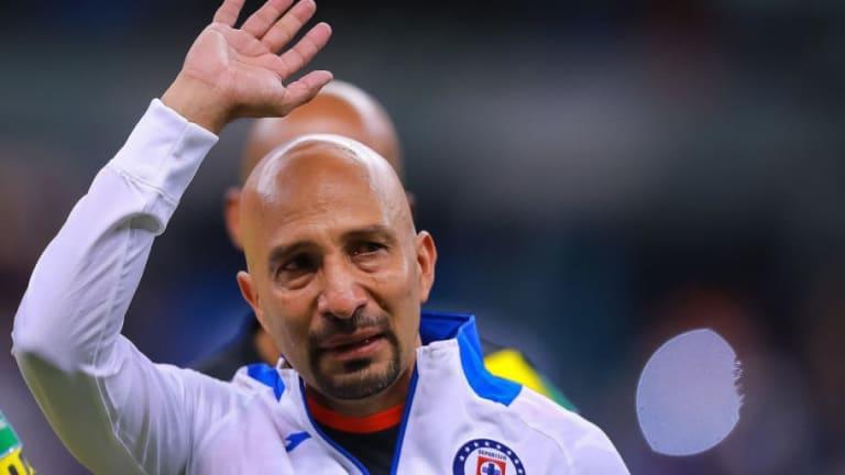 'Conejo' Pérez regresa a Cruz Azul como entrenador de porteros
