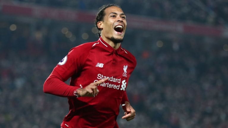 Virgil van Dijk Urges Teammates to 'Enjoy it' as Liverpool Battle for Trophies on Two Fronts