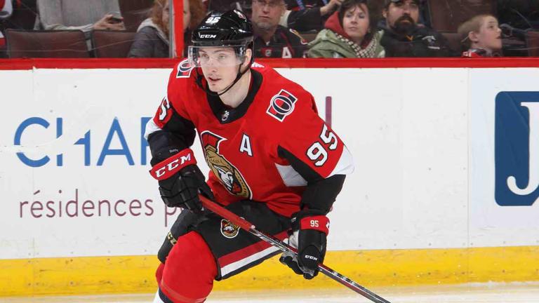 Senators Trade Matt Duchene to Blue Jackets as NHL Trade Deadline Heats Up