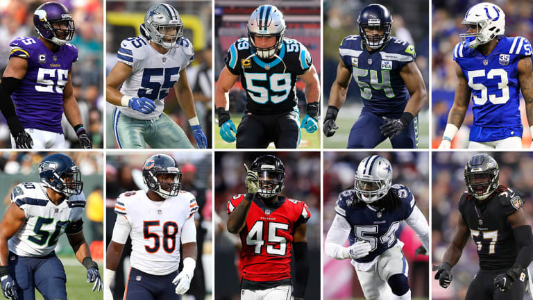 The NFL's Top 10 Linebackers for 2019 | The MMQB NFL Podcast