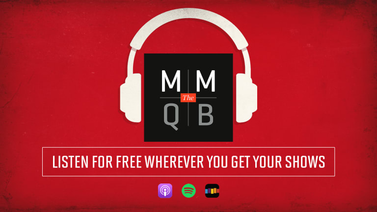 Announcing the Refreshed Schedule for The MMQB NFL Podcast