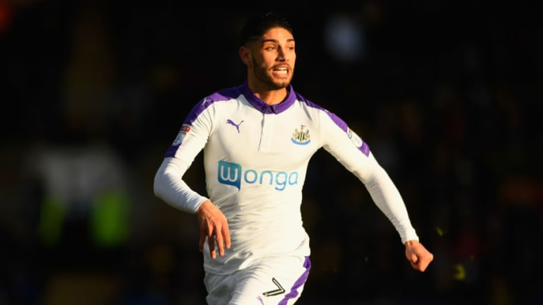 Achraf Lazaar Reveals Talks Have Begun With Sheffield Wednesday to Make Newcastle Exit Permanent