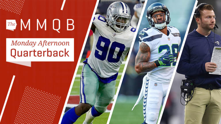 NFL Franchise Tag Thoughts, Sean McVay's Coaching Staff, More NFL News and Updates