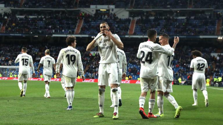 El 1x1 de los futbolistas del Real Madrid en el triunfo 3-2 ante el Huesca