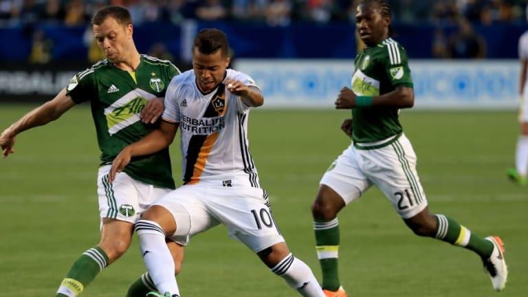 LA Galaxy compró el resto del contrato de Gio dos Santos y el mexicano no seguirá en el equipo