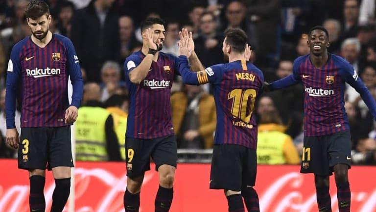 El FC Barcelona es el primer equipo que llega a seis finales consecutivas de Copa del Rey