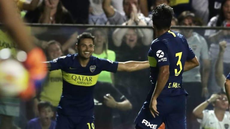 Boca 2-1 Lanús | El 1x1 del Xeneize en un nuevo triunfo