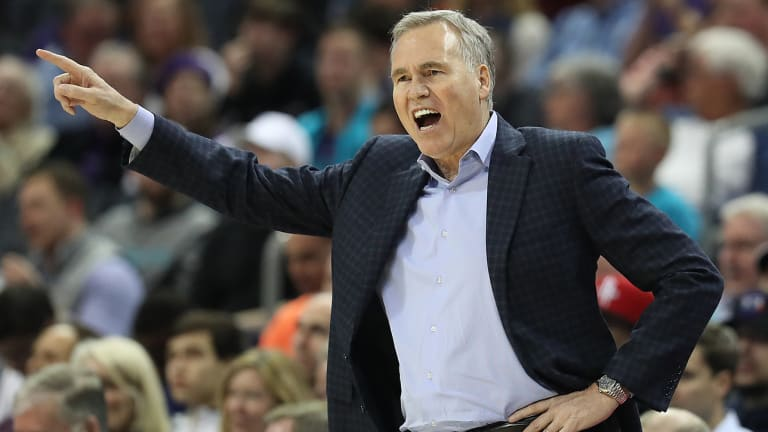 What Are the Rockets Doing With Mike D'Antoni? | Crossover Podcast